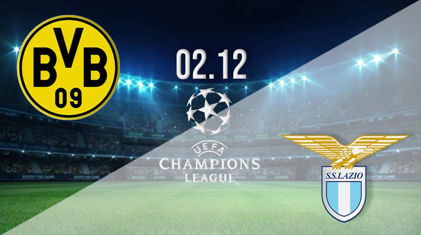 Borussia Dortmund Vs Lazio Prediction Uefa Champions League 02 12 2020 22bet