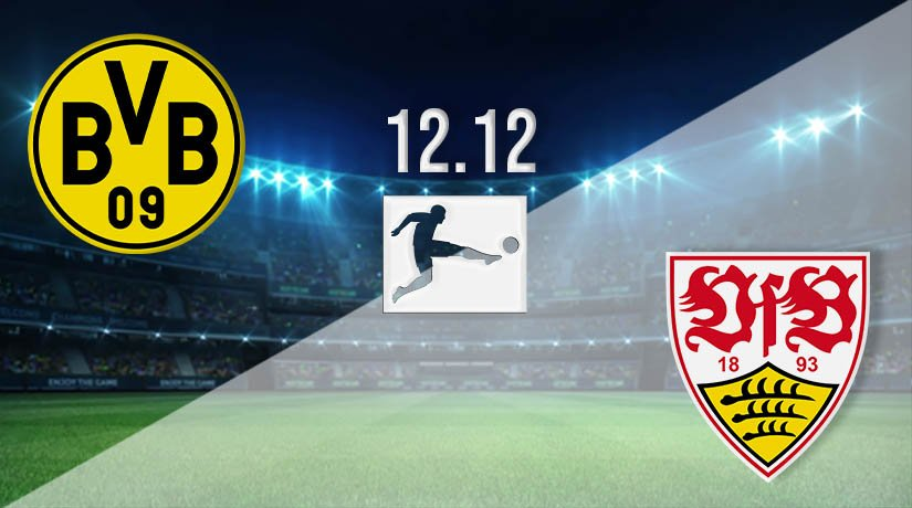 Borussia Dortmund vs Stuttgart Prediction: Bundesliga Match on 12.12.2020