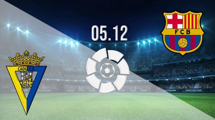 Cadiz vs Barcelona Prediction: La Liga Match on 05.12.2020