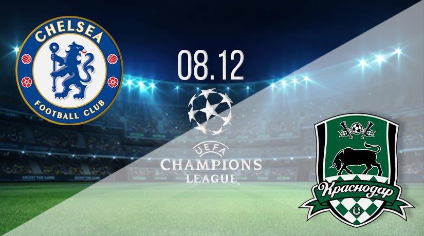 Chelsea vs Krasnodar Prediction: UEFA Champions League on 08.12.2020
