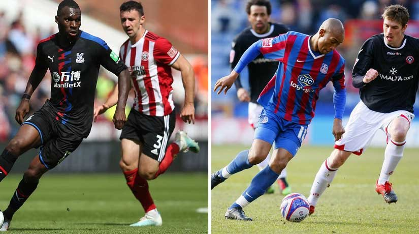 Crystal Palace vs Sheff Utd Players