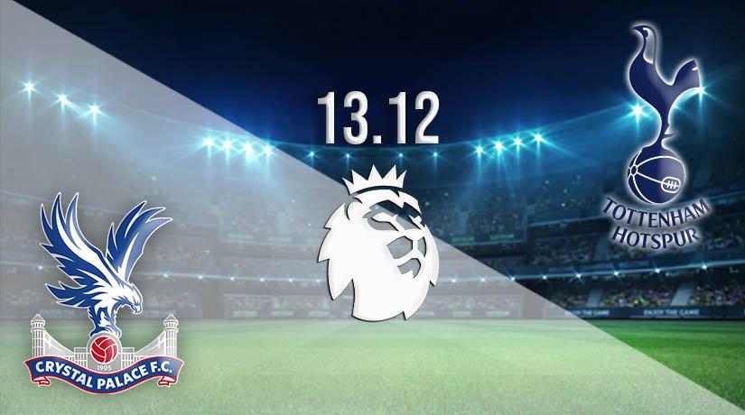 Crystal Palace vs Tottenham Hotspur Prediction: Premier League Match on 13.12.2020