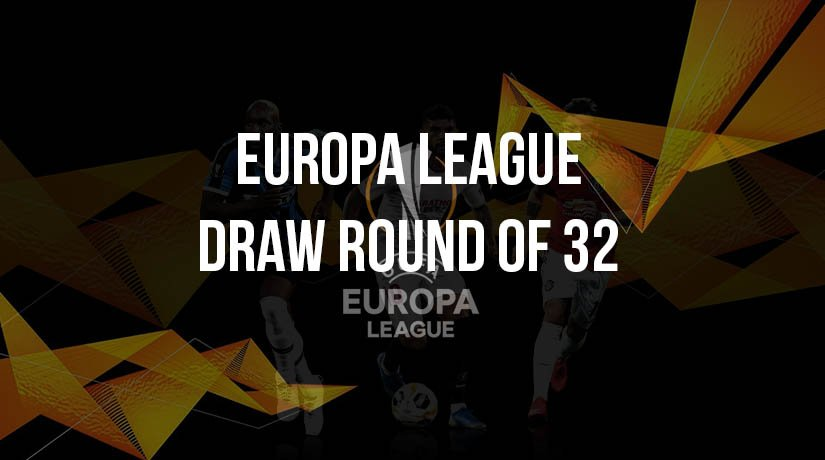 Europa League Draw Round Of 32