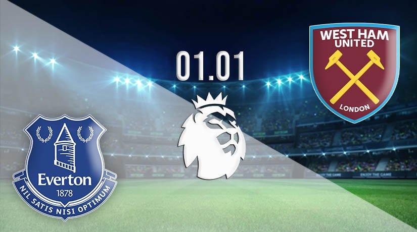 Everton vs West Ham Prediction: PL | 01.01.2021 - 22bet