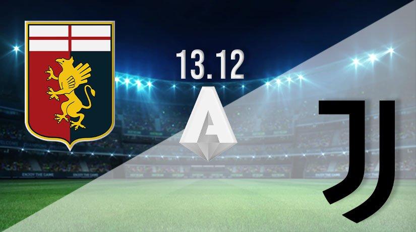 Genoa vs Juventus Prediction: Serie A Match on 13.12.2020