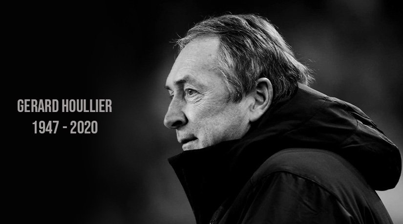Former Liverpool coach Gerard Houllier has died