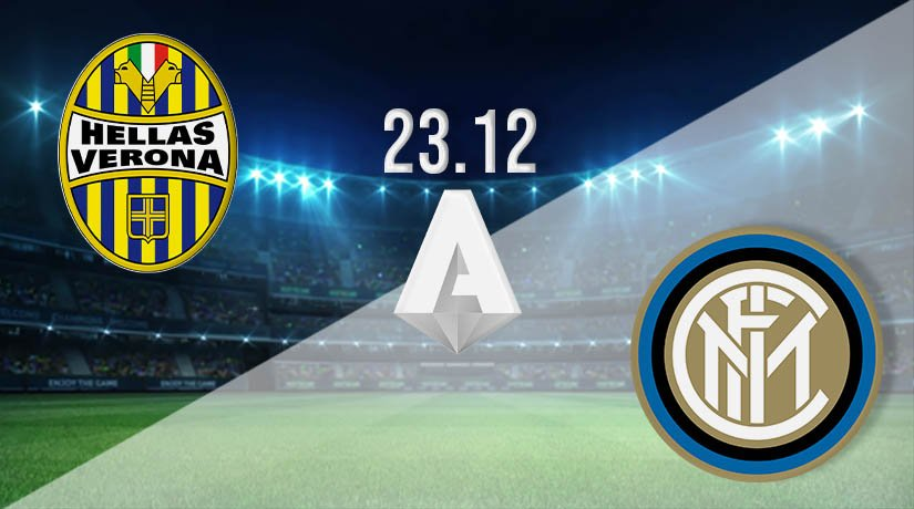 Hellas Verona vs Inter Milan Prediction: Serie A Match on 23.12.2020