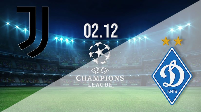 Juventus vs Dynamo Kyiv Prediction: UEFA Champions League on 02.12.2020