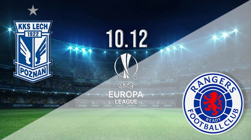 Lech Poznan vs Rangers Prediction: UEFA Europa League Match on 10.12.2020
