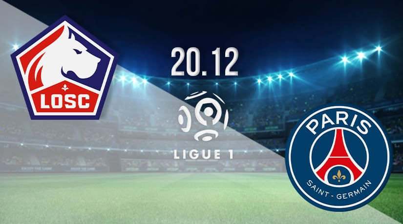 Lille Vs PSG Prediction Ligue 1 Match 20 12 2020 22bet