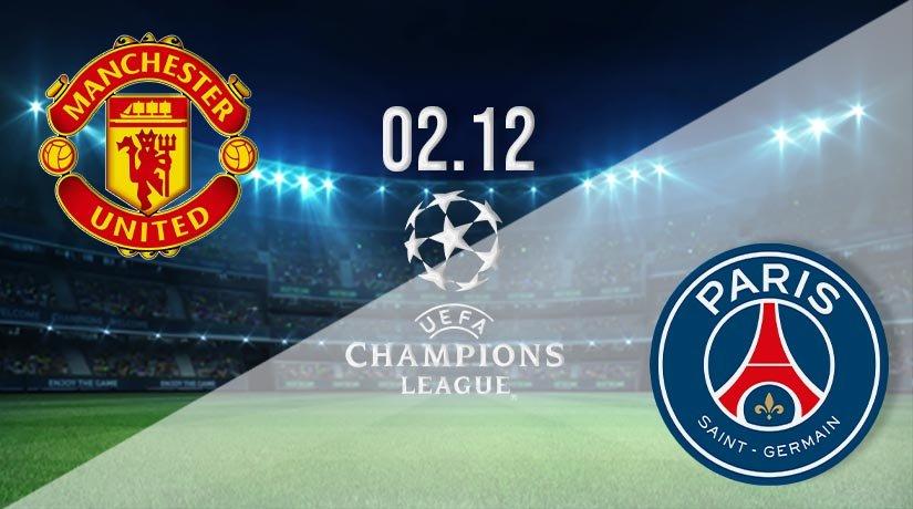 Man Utd vs PSG Prediction: UEFA Champions League on 02.12.2020