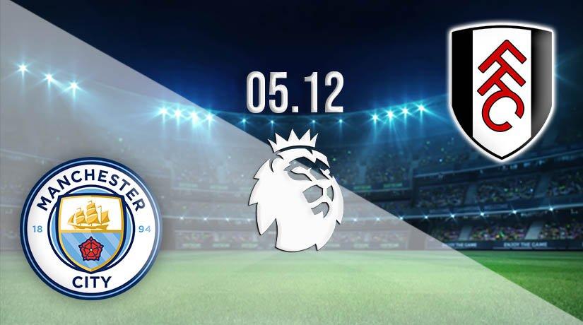 Manchester City vs Fulham Prediction: Premier League Match on 05.12.2020