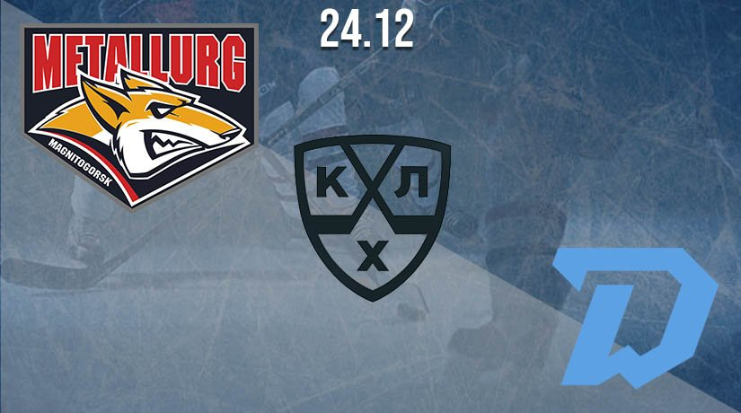 KHL Prediction: Metallurg Mg vs Dynamo Minsk on 24.12.2020