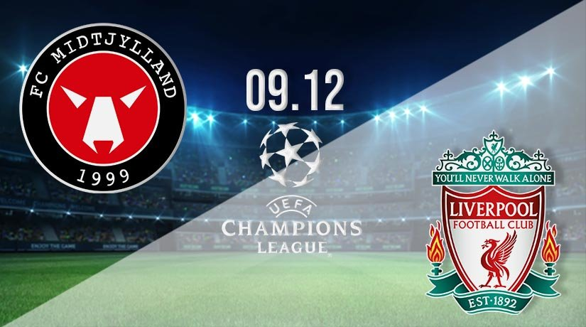 Midtjylland vs Liverpool Prediction: UEFA Champions League on 09.12.2020