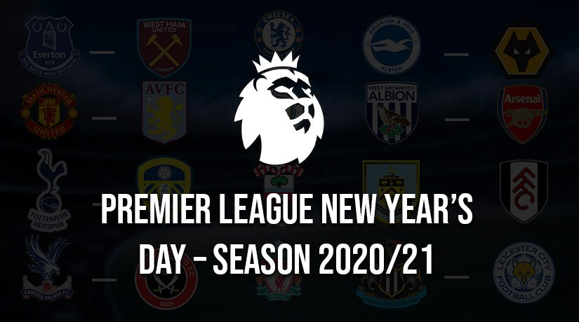 Premier League New Year's Day – Season 2020/21