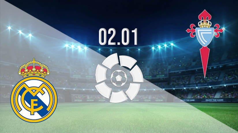 Real Madrid vs Celta Vigo Prediction: La Liga Match on 02.01.2021