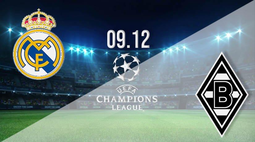 Real Madrid vs Monchengladbach Prediction: UEFA Champions League on 09.12.2020