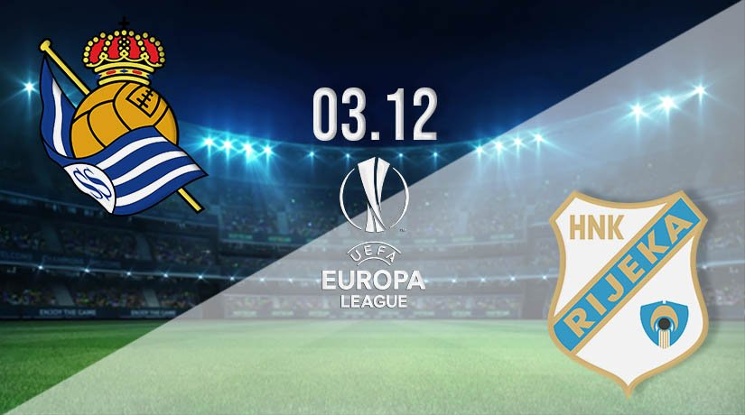 Real Sociedad vs HNK Rijeka Prediction: UEFA Europa League Match on 03.12.2020