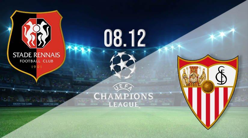 Rennes vs Sevilla Prediction: UEFA Champions League on 08.12.2020