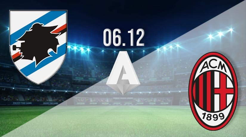 Sampdoria vs AC Milan Prediction: Serie A Match on 06.12.2020