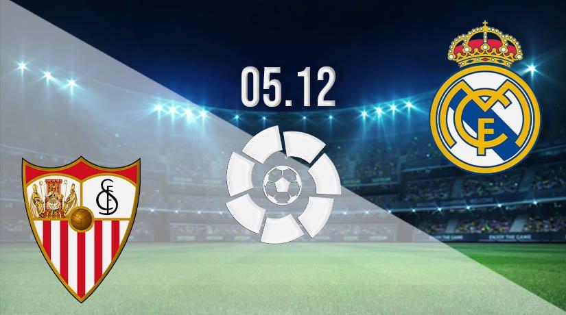 Sevilla vs Real Madrid Prediction: La Liga Match on 05.12.2020