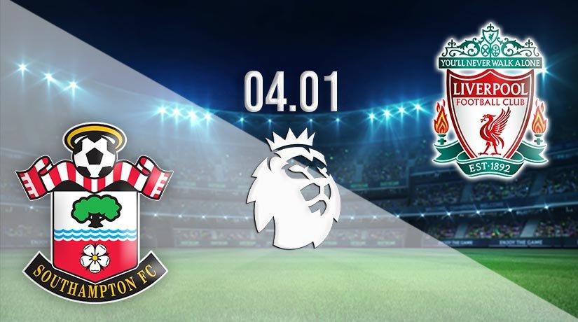 Southampton vs Liverpool Prediction: Premier League Match on 04.01.2021
