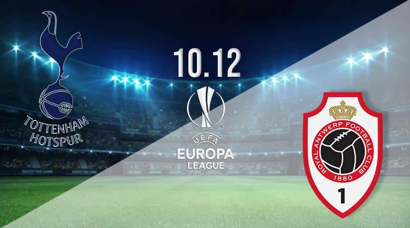 Tottenham Hotspur vs Royal Antwerp Prediction: UEFA Europa League Match on 10.12.2020