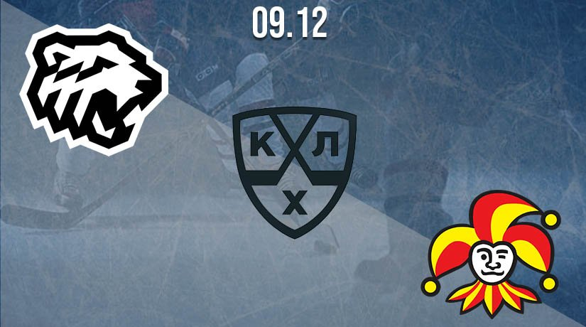 KHL Prediction: Traktor vs Jokerit on 09.12.2020
