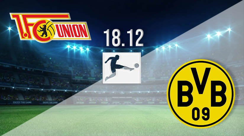Union Berlin vs Borussia Dortmund Prediction: Bundesliga Match on 18.12.2020