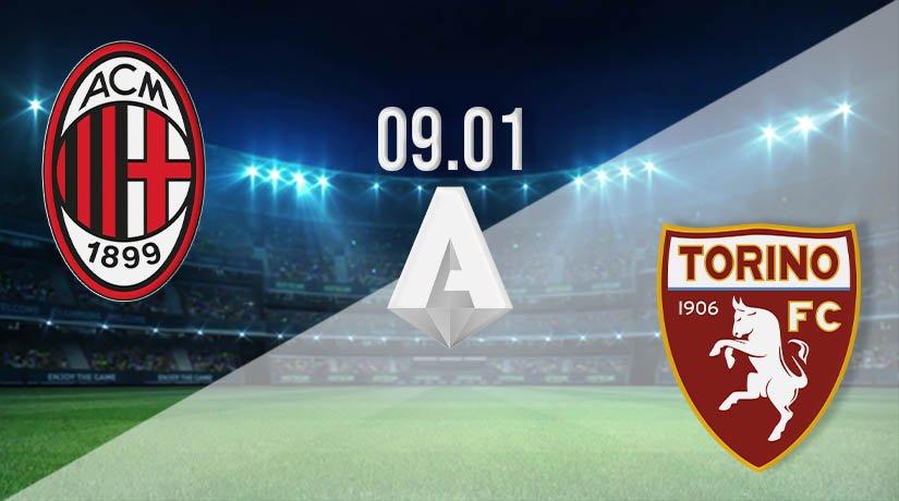 AC Milan vs Torino Prediction: Serie A Match on 09.01.2021