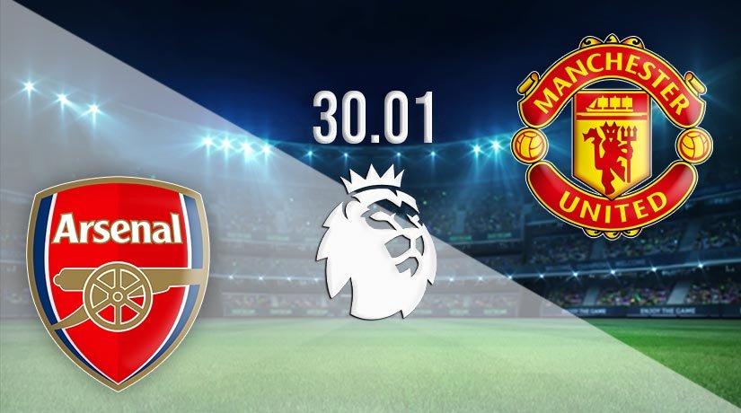 Arsenal vs Man Utd Prediction: Premier League Match on 30.01.2021