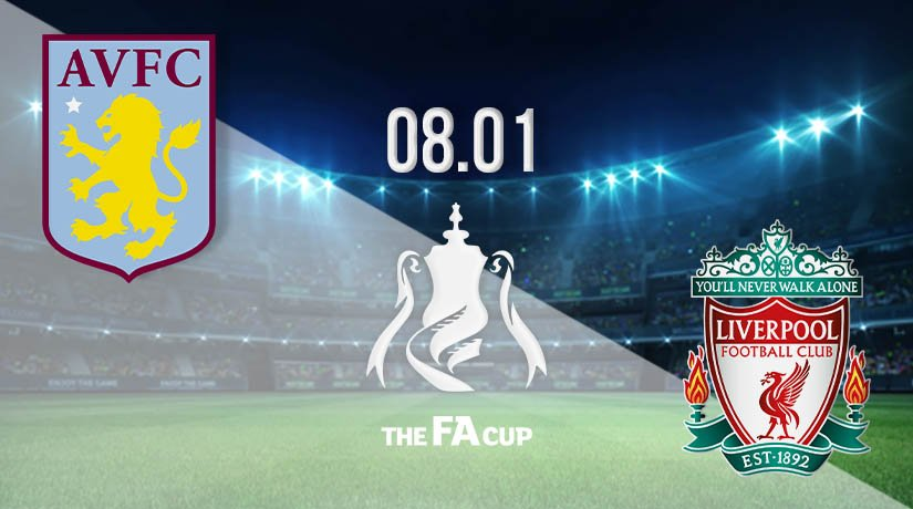 Aston Villa vs Liverpool Prediction: FA Cup Match on 08.01.2021