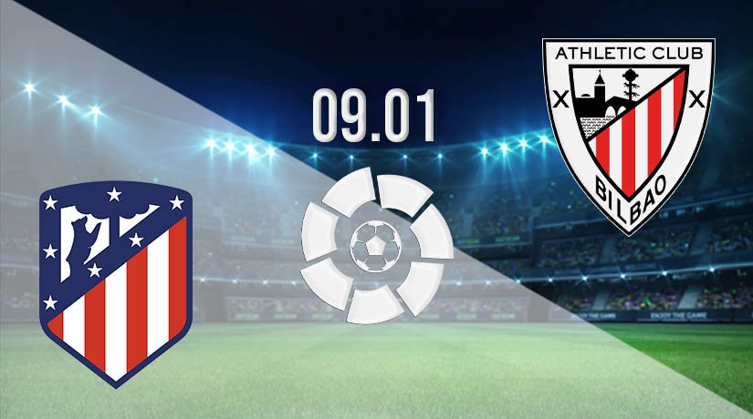 Atletico Madrid vs Athletic Bilbao Prediction: La Liga Match on 09.01.2021