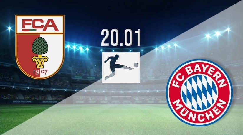 Augsburg vs Bayern Munich Prediction: Bundesliga Match on 20.01.2021