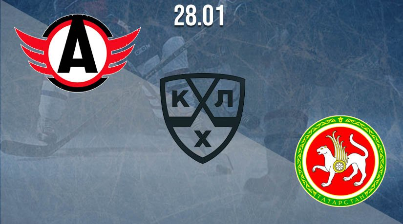 KHL Prediction: Avtomobilist vs Ak Bars on 28.01.2021