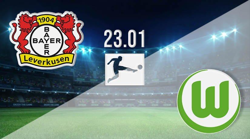 Bayer Leverkusen vs Wolfsburg Prediction: Bundesliga Match on 23.01.2021