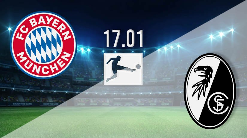Bayern Munich vs Freiburg Prediction: Bundesliga Match on 17.01.2021