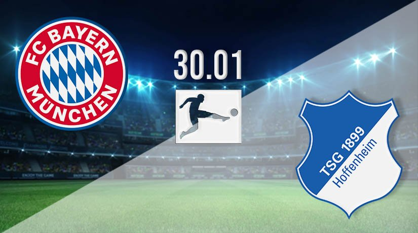 Bayern Munich vs Hoffenheim Prediction: Bundesliga Match on 30.01.2021