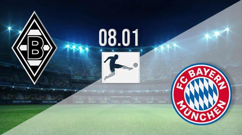 Borussia Monchengladbach vs Bayern Munich Prediction: Bundesliga Match on 08.01.2021