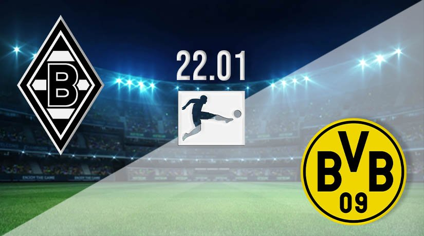 Borussia Monchengladbach vs Borussia Dortmund Prediction: Bundesliga Match on 22.01.2021