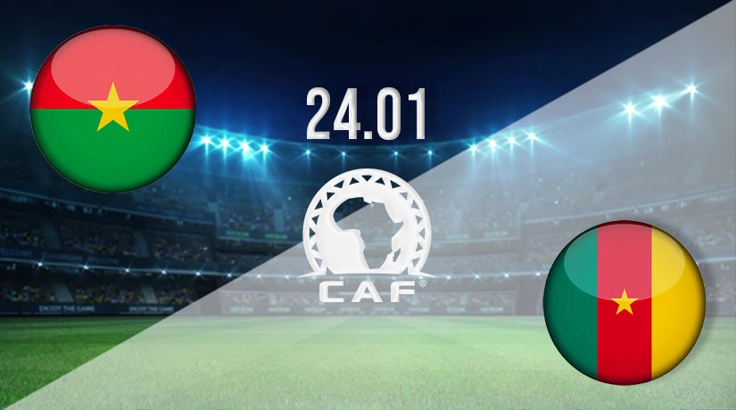 Burkina Faso vs Cameroon Prediction: African Nations Match on 24.01.2021