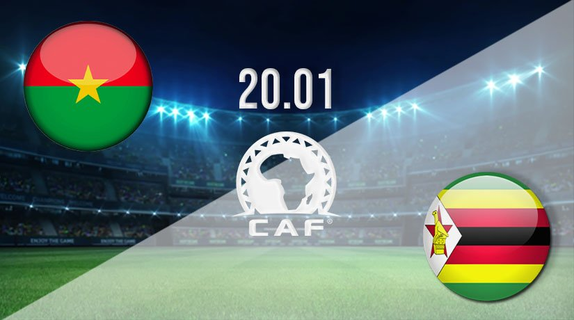 Burkina Faso vs Zimbabwe Prediction: African Nations Match on 20.01.2021