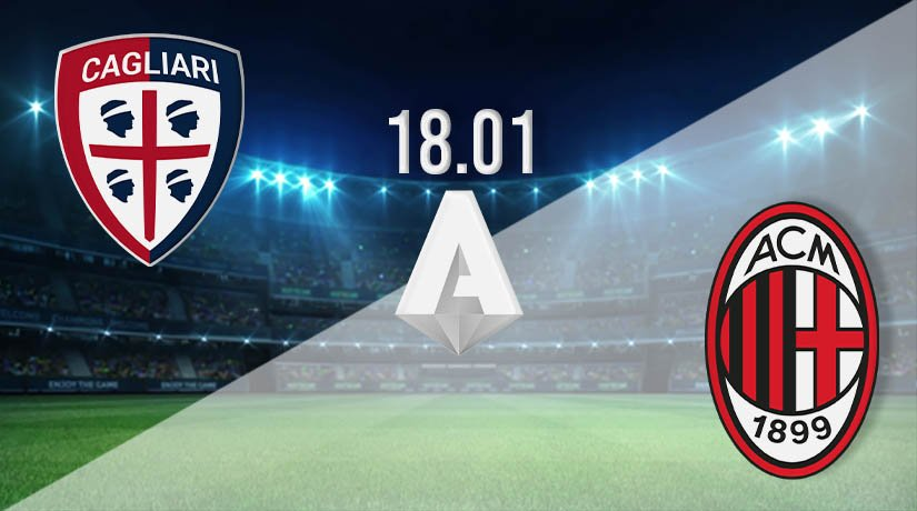 Cagliari vs AC Milan Prediction: Serie A Match on 18.01.2021