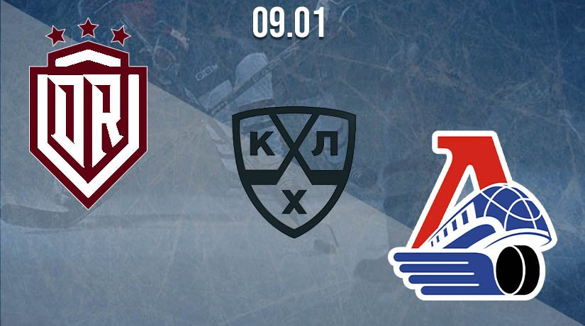 KHL Prediction: Dinamo Riga vs Lokomotiv on 09.01.2021