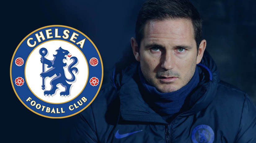Chelsea is considering four coaches to replace Frank Lampard