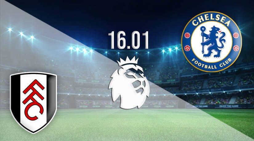 Fulham vs Chelsea Prediction: Premier League Match on 16.01.2021