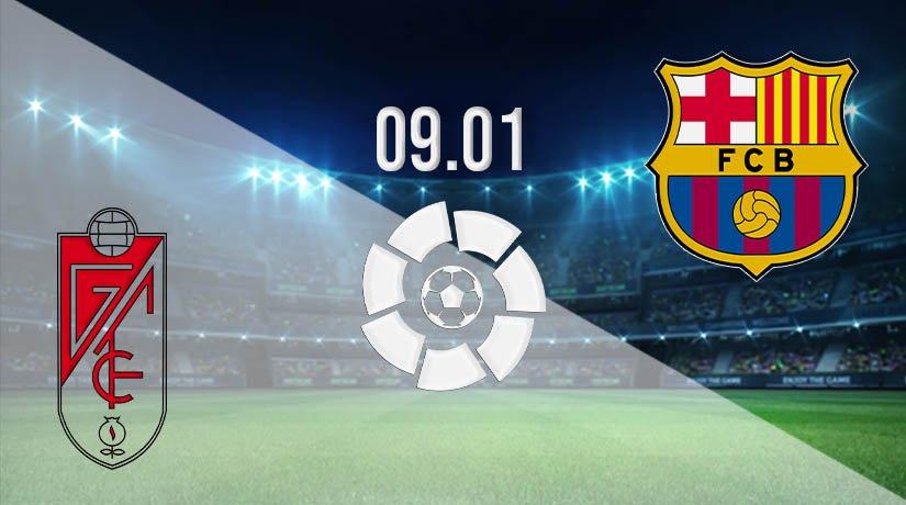 Granada vs Barcelona Prediction: La Liga Match on 09.01.2021
