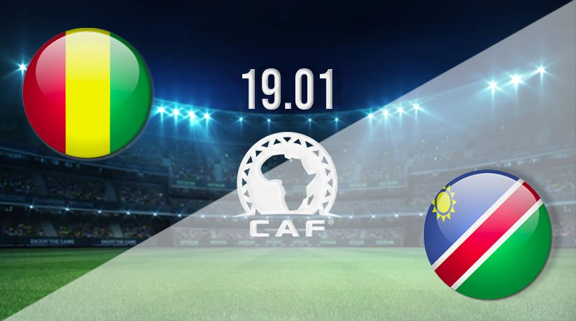 Guinea vs Namibia Prediction: African Nations Match on 19.01.2021