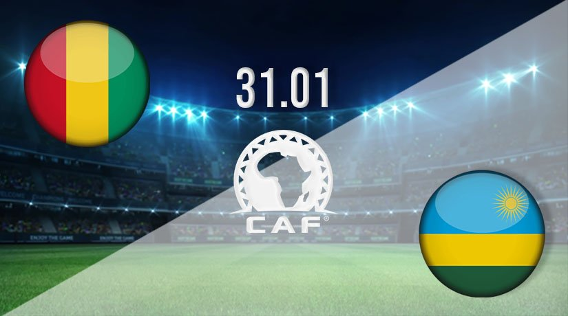 Guinea vs Rwanda Prediction: African Nations Match on 31.01.2021