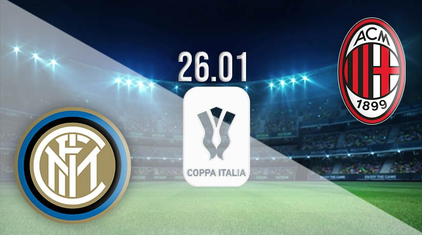 Inter Milan vs AC Milan Prediction: Coppa Italia Match on 26.01.2021